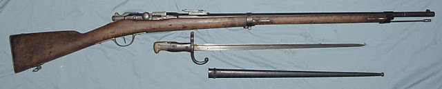 Mle1874M80rifle
